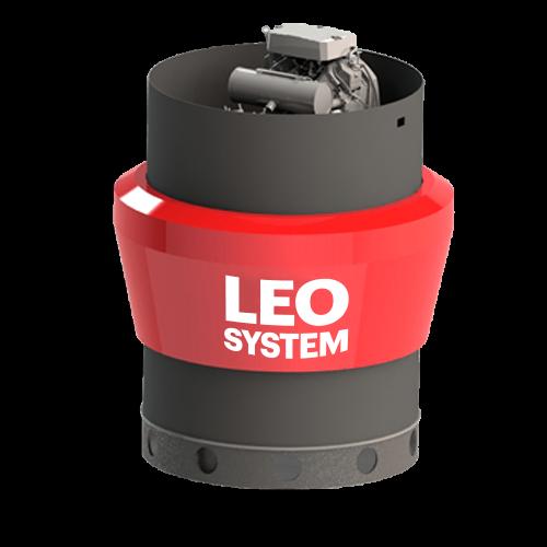 LeoSystems, Nytt Skogbrannslukkingssystem for Helikopter